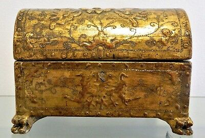 Fine and Rare 16th Century Casket