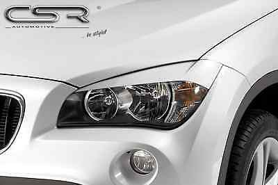 2 Paupiere Phare Bmw X1 E84 Phase 1 05/2009-06/2012 Csr