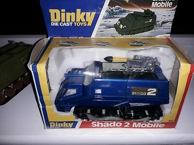 Dinky Toys No 353 Shado 2 Mobile Boxed