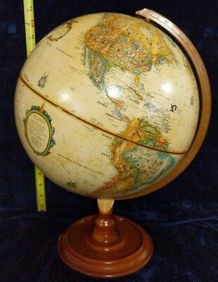 "Vintage Globe - The LENOX 12"" 31536 - Made in USA - Free Shipping - New in Box"