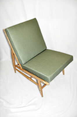 Vintage Retro 60's Ercol ercol modular / lounge chair / armchair (model 427)