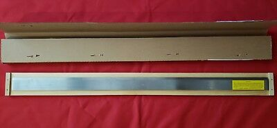 "Starrett 48"" straight edge 385-48"