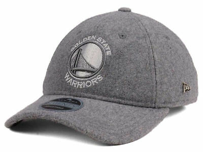 newest c7d2a 97eb0 New Era Black Label NBA Golden State Warriors Cashmer 920 Strapback Daddy  Hat F