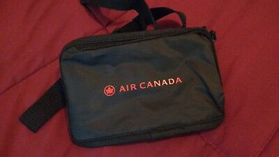Air Canada Maple Leaf Arm Band Zipper Pack / Fannie Pack