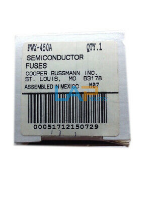 1PC NEW For Bussmann FWX-450A Semiconductor Fuse #ZY