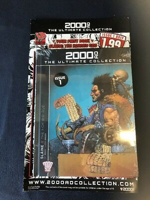 2000Ad The Ultimate Collection Issue No 1 New And Sealed