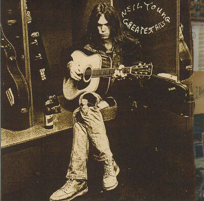 Neil Young ‎– Greatest Hits - CD