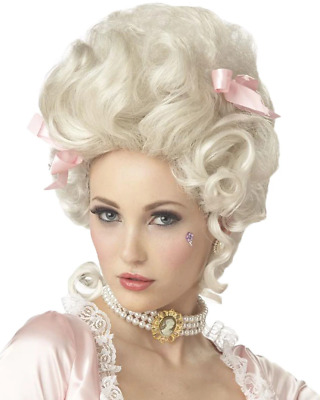 Marie Antoinette Classy Blonde Wig One Size