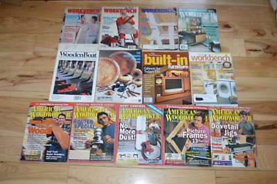 American Woodworker Lot Of 6 9 99 Picclick