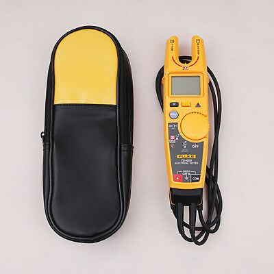 Fluke T6-600 Clamp Meter Electrical Tester With Carry Case Non-contact meter
