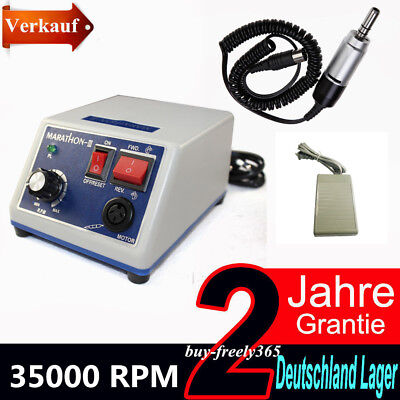 Dental Marathon Mikromotor Micromotor N3 35000 RPM Polisher für Dental Labor DHL