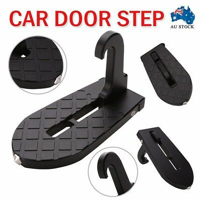 Car Doorstep Door Step Easy Access To Vehicle Roof Safety Hammer Design