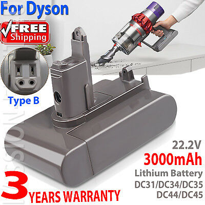 For Dyson Battery DC31 DC34 DC44 DC45 DC55 (Type B) Animal 917083-01 3000mAh PS