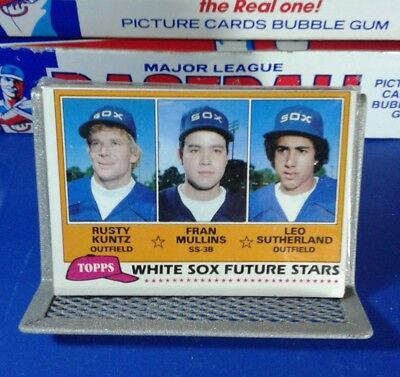 Unopened Topps Baseball Cards 1981 Cello Pack - Future Stars - Free Shipping