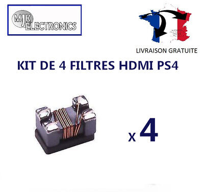 Filtre HDMI Video Output Filter / Mode Chokes, PS4 MN86471A MN864729 HDMI port