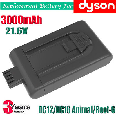For Dyson Vacuum Battery DC12/DC16/ DC16 Animal/ Root-6 12097 BP-01 3000mAh - PS