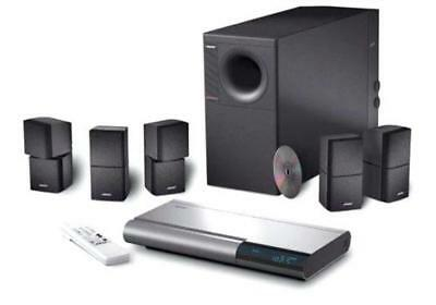 The Bose Lifestyle 25 Music System