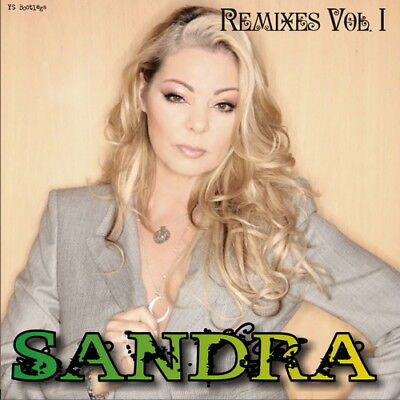 YSB - SANDRA - Remixes vol. 1 - 16   /16CD  [ENIGMA]