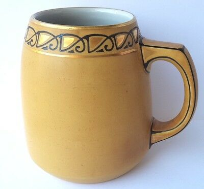 Art Nouveau Designer Mug/Beer Mug Design R. Riemerschmid Marked um 1900 AL890