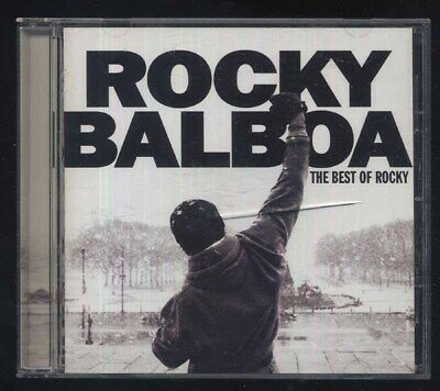 ROCKY BALBOA soundtrack blockbuster movie - The best of Rocky - CD a385 pg