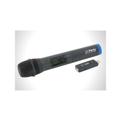 Wm-Usb - Systeme De Microphone Uhf Main Via Usb Party