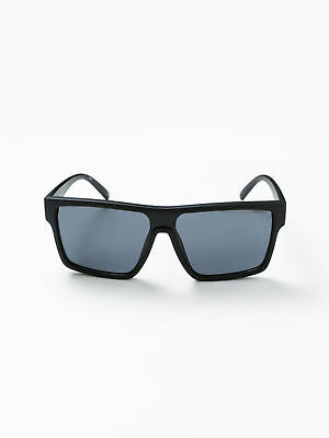 Lespecs Dirty Magic Sunglasses In Black size One Size