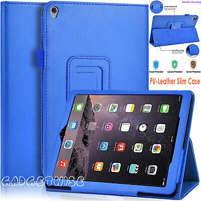 "Leather Flip Magnetic Case Cover Smart Stand For Apple iPad 9.7"" 2018 6th Gen"