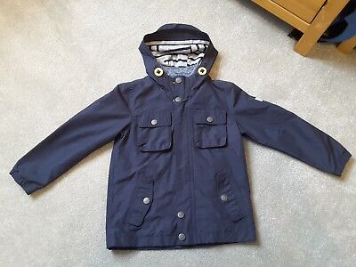 ad7b2193 HM BOYS COAT, Age 5-6, Grey/Blue, Ski - £0.99 | PicClick UK