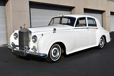 1957 Rolls-Royce Silver Cloud I  1957 Rolls Royce Silver Cloud I LHD . Wedding Limousine