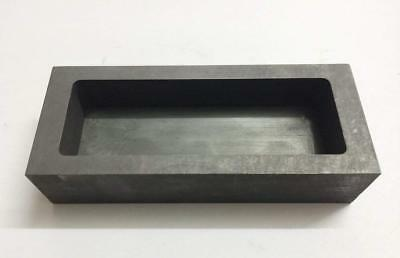 Gold Silver Graphite Ingot Mold Mould Crucible For Melting Casting Refining