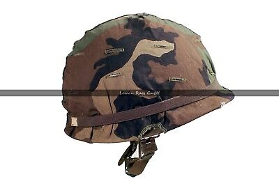 US Helm ( Nato )  Woodland Cover