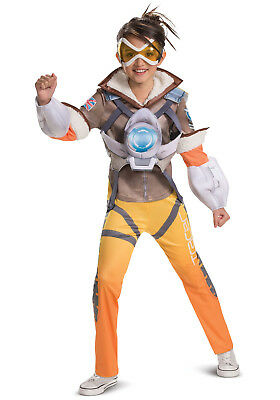 Overwatch - Tracer Deluxe Child Costume
