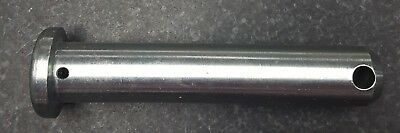 """Lot Of 1000 Pieces - 3/4"""" Low Carbon Zinc Plated 4"""" Long Pin"""