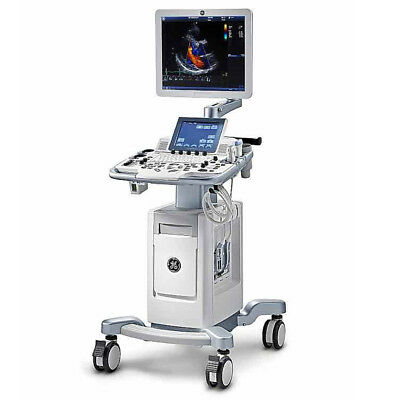 2014 GE Vivid T8 Ultrasound System Machine w/ New 3Sc-RS Adult Cardiac Probe