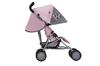 Silver Cross Pop Dolls Pushchair  Stroller. Age 18 months - 3 years. Handle 61c