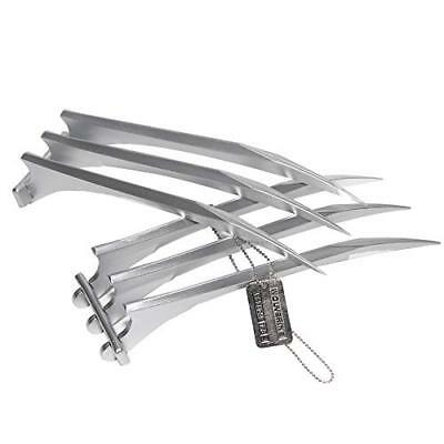 DMAR 2pcs Wolverine Claws ABS 11 Movie Props X-Men Cosplay Gift Forever Logan 2