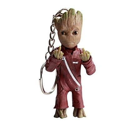 Baby Groot Keyring - Marvel action figure from Guardians of the Galaxy - perfect