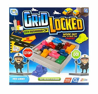 Grafix GridLock Game