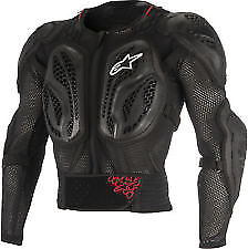 New Alpinestars (Mx) Bionic Action Jacket Black/red  6506818-13-L  2701-0831