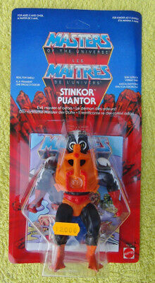 Stinkor Masters Of The Universe Moc Neu Ovp Action Figure He-Man Motu
