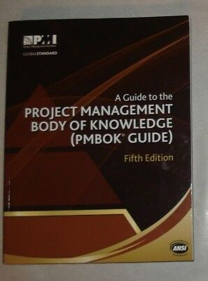 A Guide to the Project Management Body of Knowledge [PMBOK Guide] 5th Edition