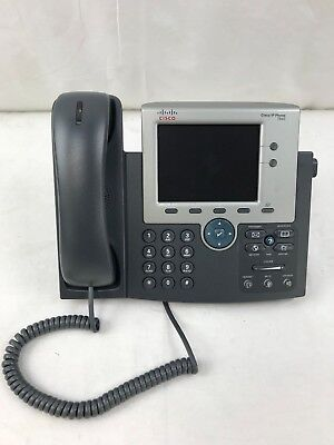 Lot of 50 Cisco 7945G CP-7945G Unified IP VoIP Phones-Grade B