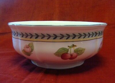 Villeroy and Boch French Garden Fluerence Large Round Serving Bowl/Salad