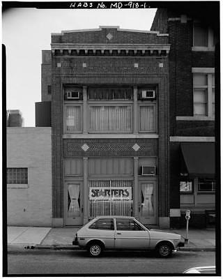 37 South Street (Commercial Building),Baltimore,Maryland,MD,HABS,America