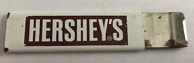 Vintage Hershey's Chocolate Candy Advertising Box Cutter