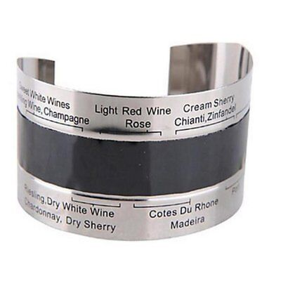 New Wine Thermometer Stainless Steel Digital LCD Display Wine Temperature RE
