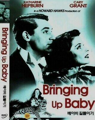 Bringing Up Baby (1938) DVD, All code, Sealed, New / Cary Grant