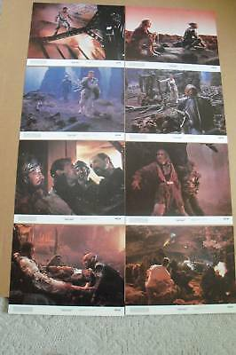 Enemy Mine~11X14  Lobby Card Set Of 8~Original~1985~Dennis Quaid~Mint