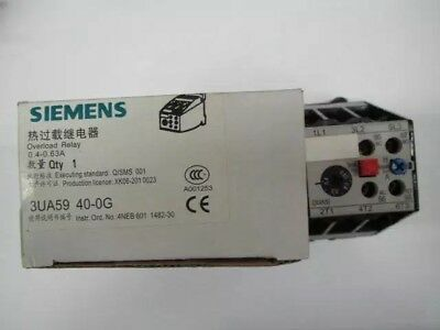 1PC NEW Siemens 3UA5940-0G 0.4-0.63A