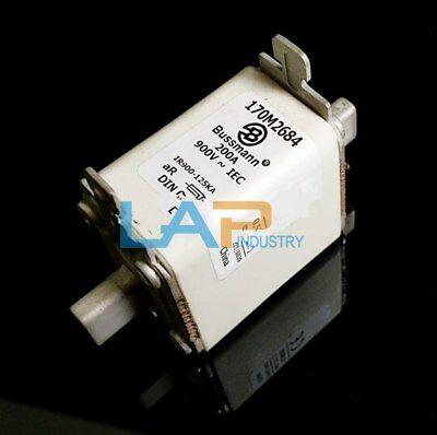 1PC NEW For Bussmann 170M2684 Buss High Speed Fuse #ZY